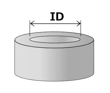 リング型寸法